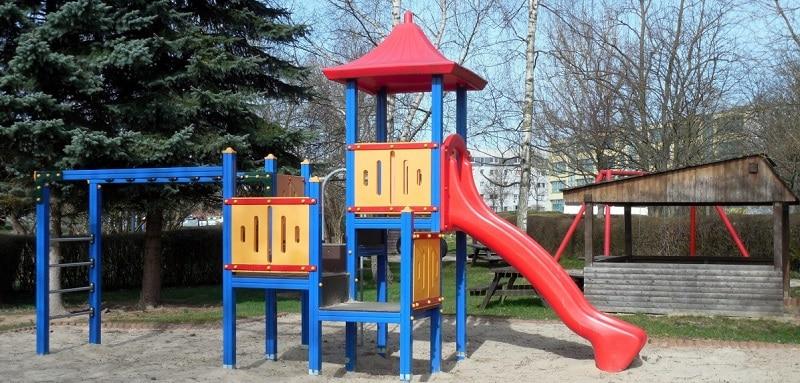 Activités enfants pour aire de jeux
