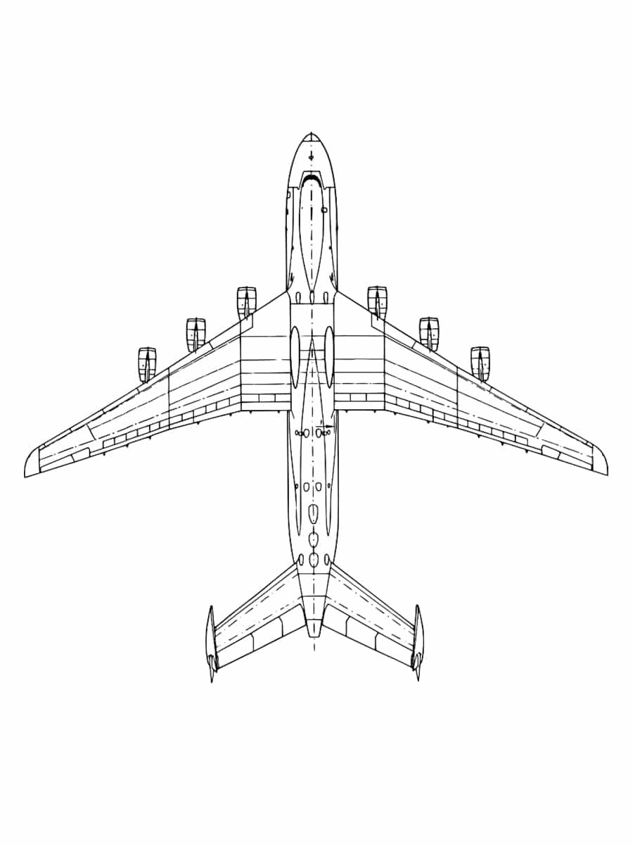 Coloriage Avion Une Quarantaine De Dessins A Imprimer Gratuitement