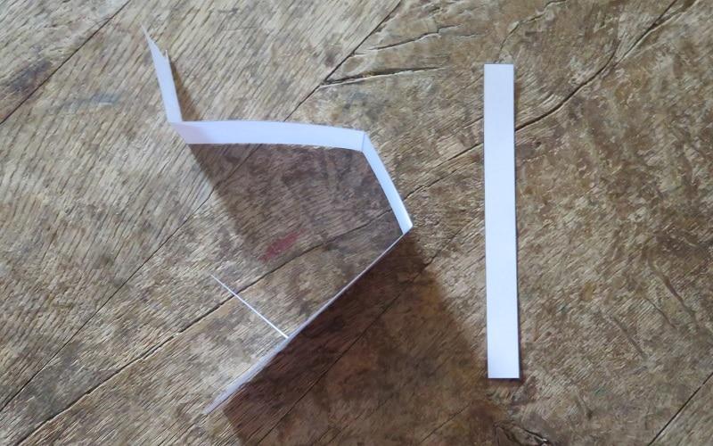 comment faire un chat de papier
