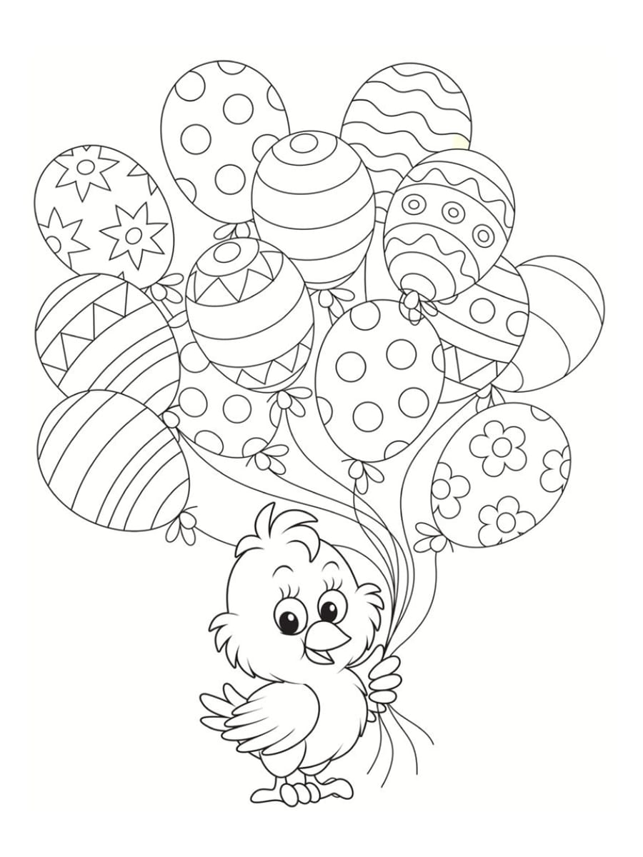 Coloriage poussin 30 dessins imprimer gratuitement - Coloriage de chiot a imprimer ...