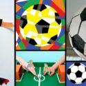 Bricolage football : quelques idées simples