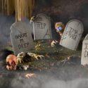 Faire un cimetière pour Halloween : des idées simples