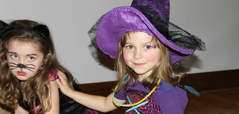 Jeux anniversaire Halloween