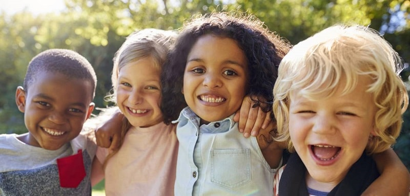 enfants et associations