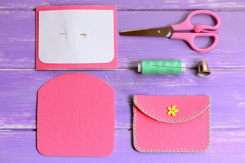 projets de couture facile pour les enfants