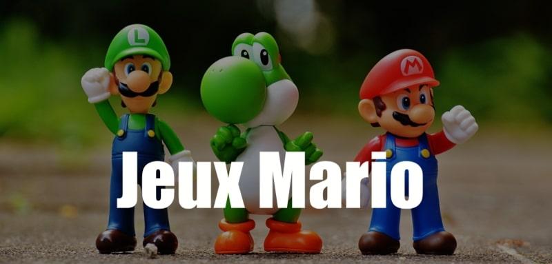 Jeux Anniversaire Mario Idéal Pour Un Anniversaire Thème