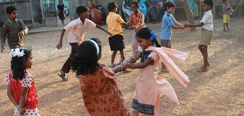 Jeux des enfants à travers le monde