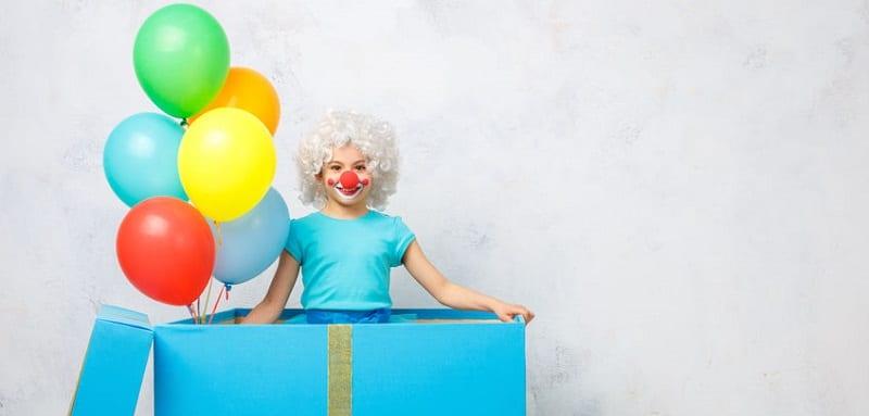 jeux anniversaire cirque
