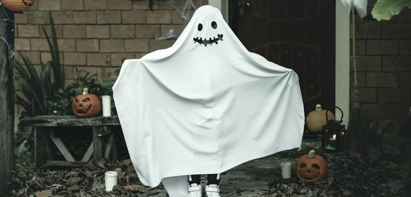 petits jeux sur le thème des fantomes
