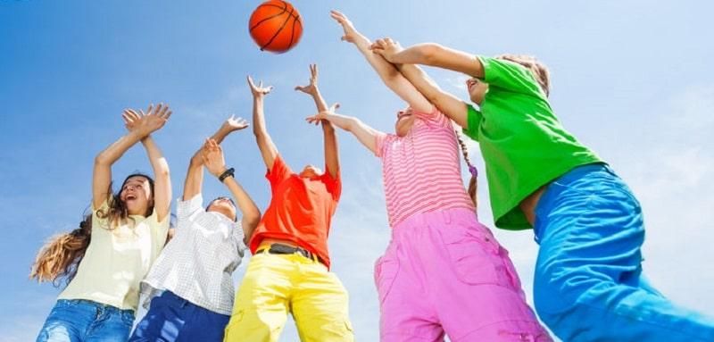 jeux anniversaire basket