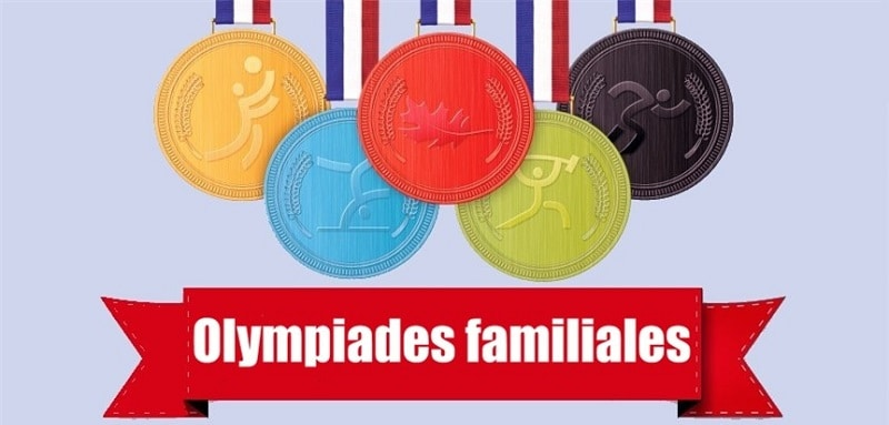 Olympiades familiales