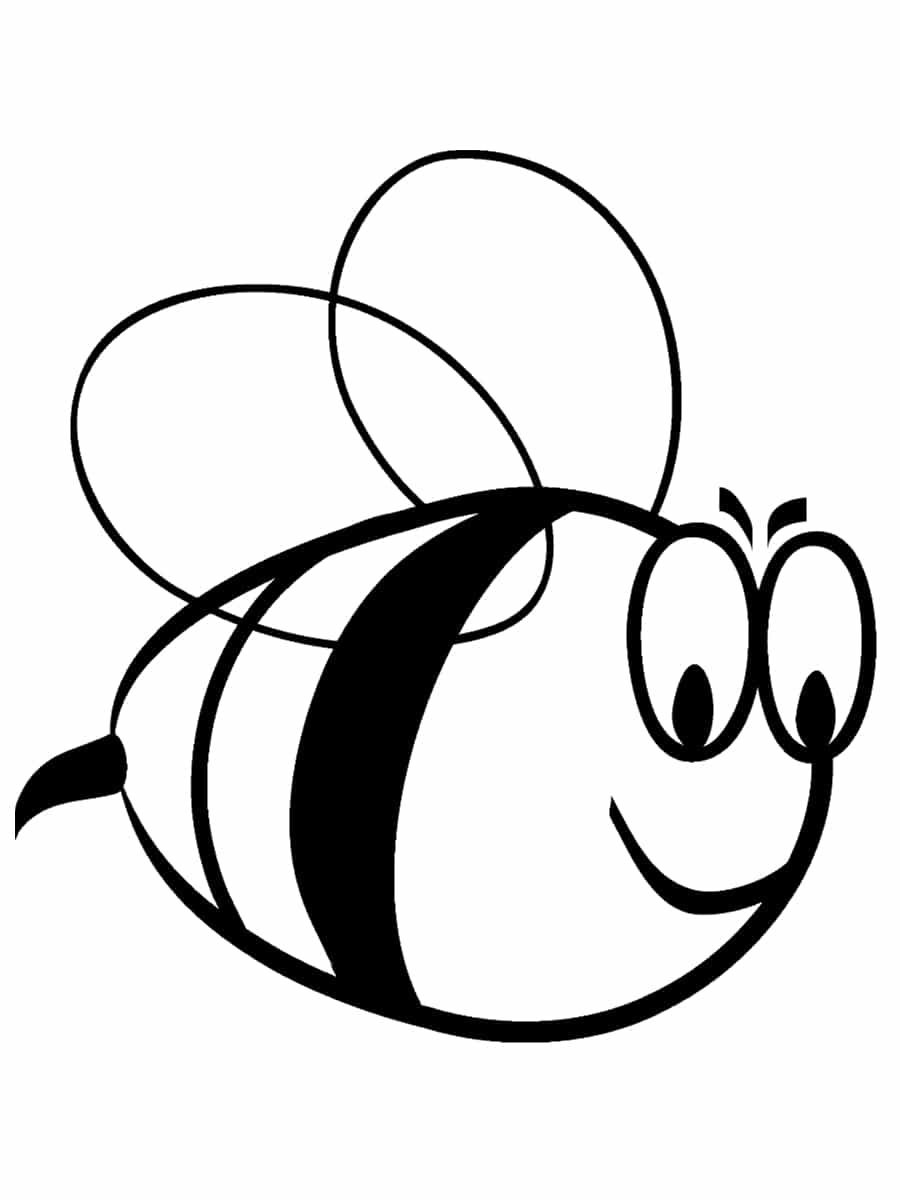 dessin d'abeille