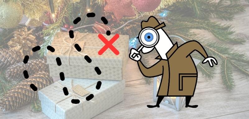 Comment organiser une chasse au trésor de Noël