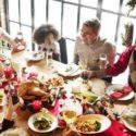 Jeux repas de Noël