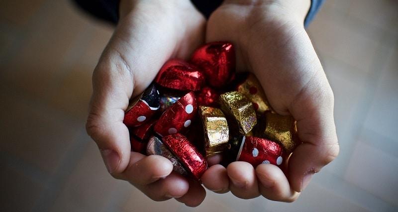 jeux thème chocolat