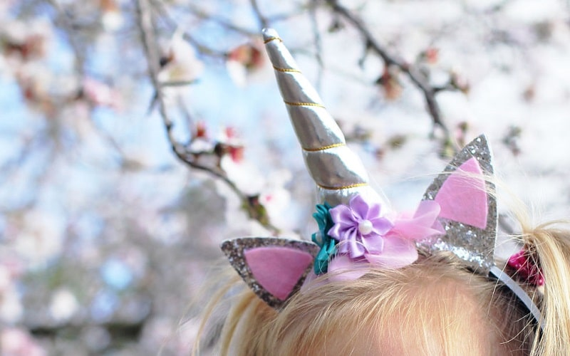 corne costume licorne