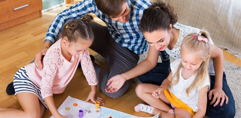 activités intérieures à faire en famille