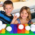 7 activités et jeux de boules de neige à faire à l'intérieur