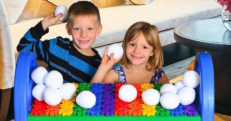 jeux de boules de neige interieur
