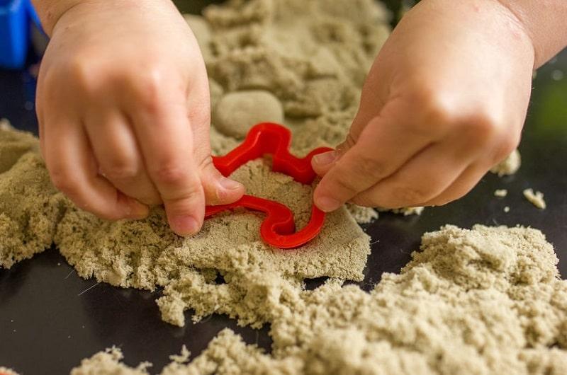 sable magique