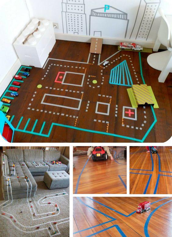 activités et jeux intérieurs