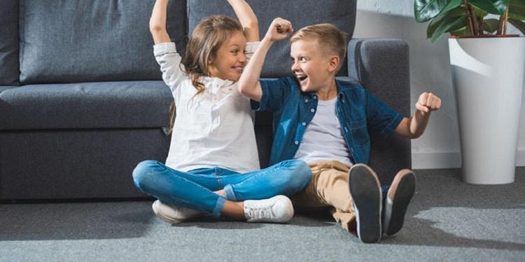 Jeux pour frère et sœur