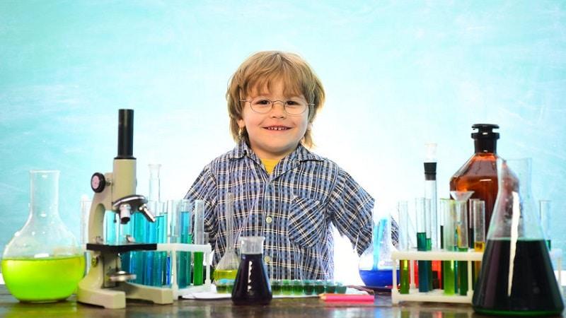 Activités scientifiques maternelle