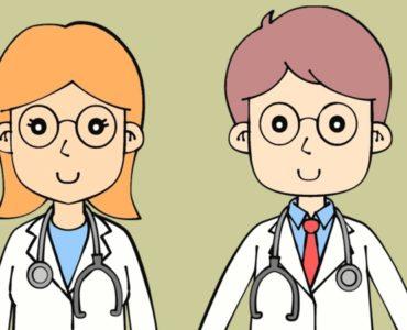 coloriage docteur