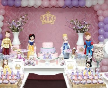 decoration anniversaire fille