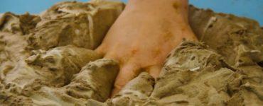 mousse de sable