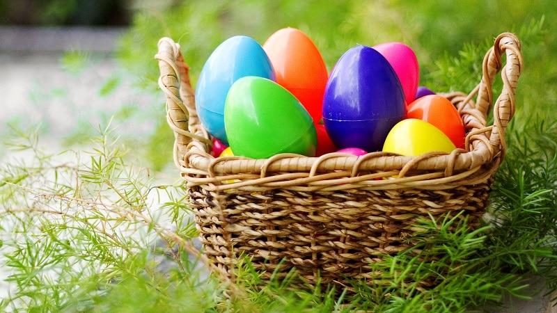 que faire avec des œufs en plastique
