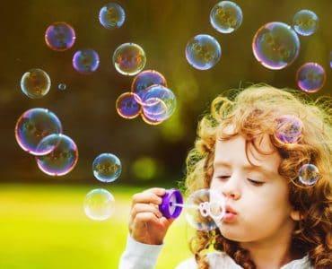 Recette bulle de savon maison
