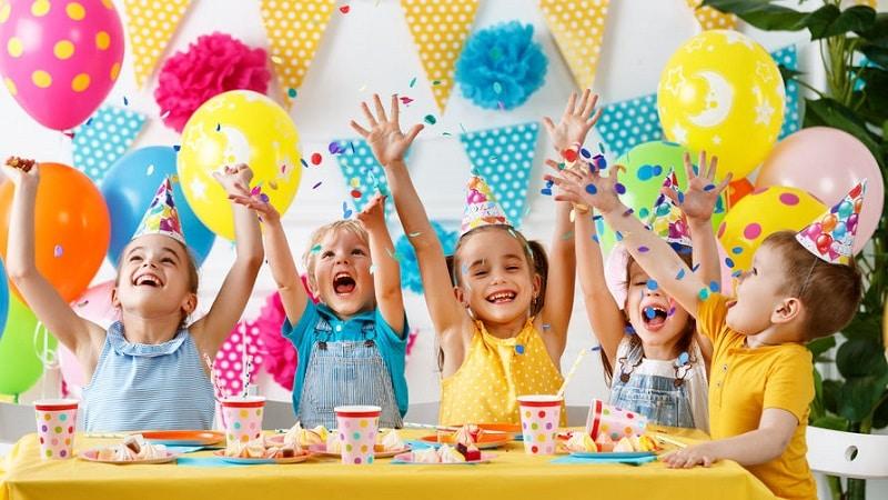 fête anniversaire enfant réussie