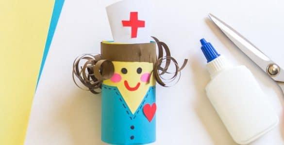 bricolage infirmiere