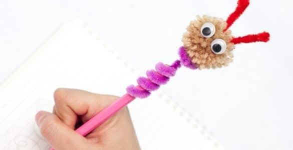 customiser un crayon