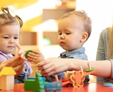 Choisir le bon jouet selon l'âge de votre enfant