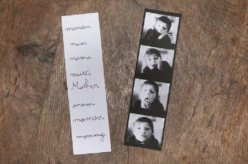 cadeau fete des mères photo