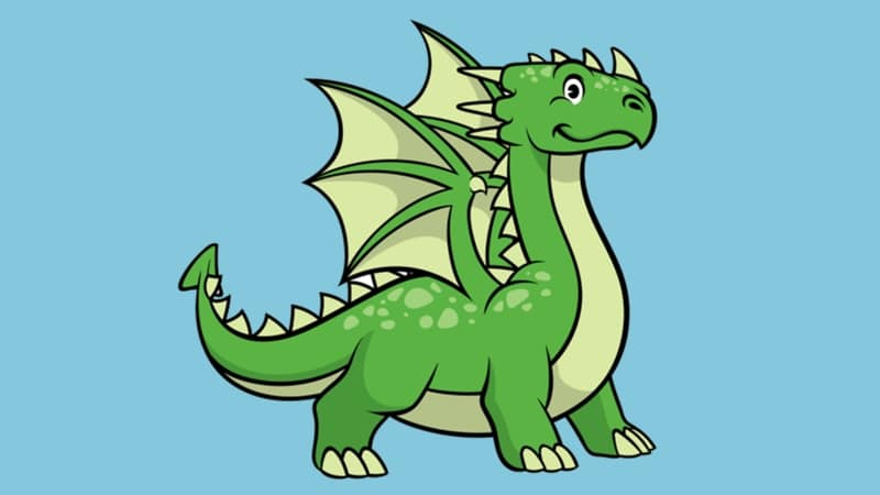Coloriage Dragon 40 Dessins A Imprimer Gratuitement