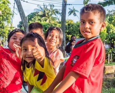Jeux traditionnels en Colombie