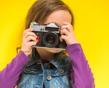activités photo enfant