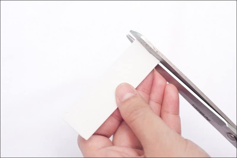 découper papier