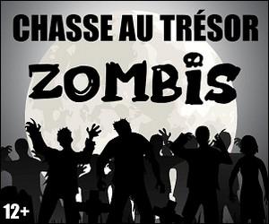 chasse au trésor zombis