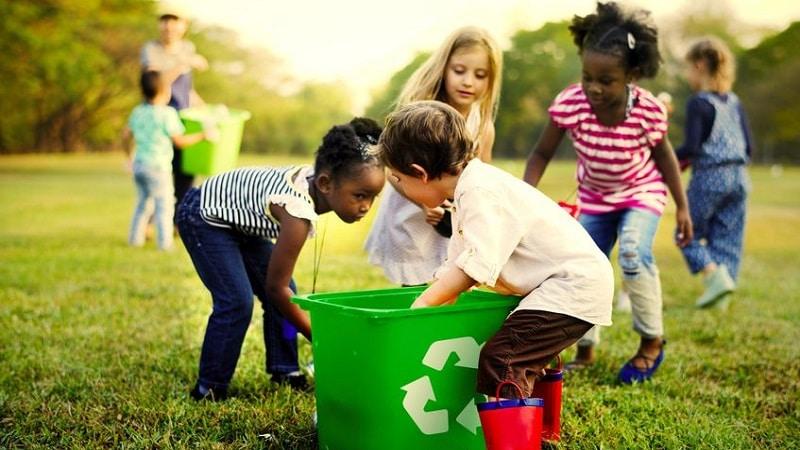 jeux sur ecologie et recyclage