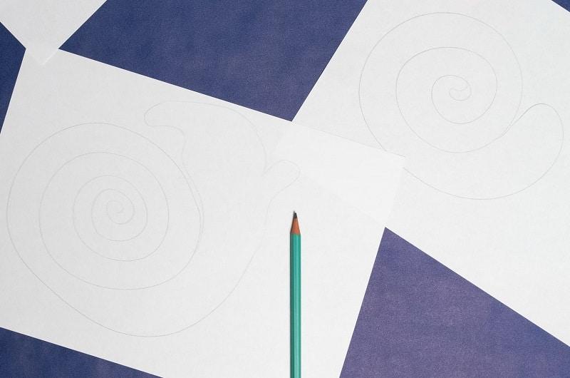 bricolage en papier