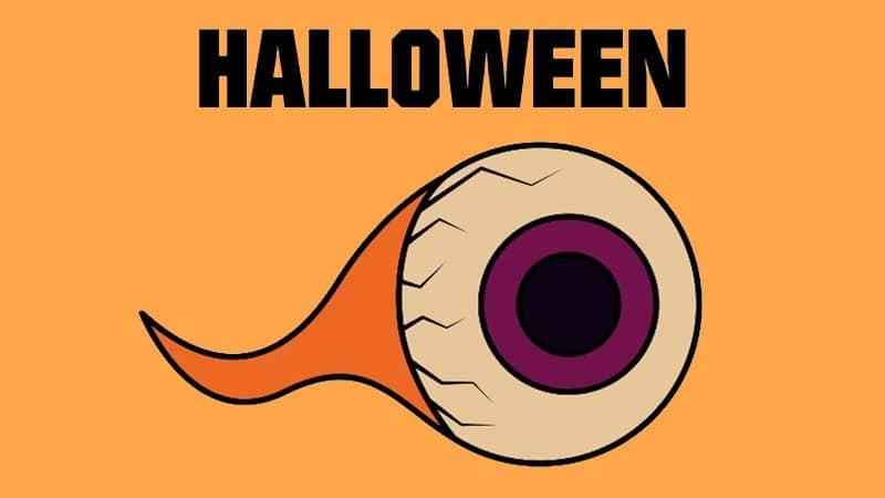 jeu d'équipe pour halloween