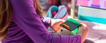 Jeux anniversaire Lego