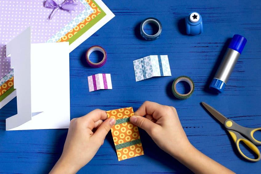 activité manuelle noel carte cadeau
