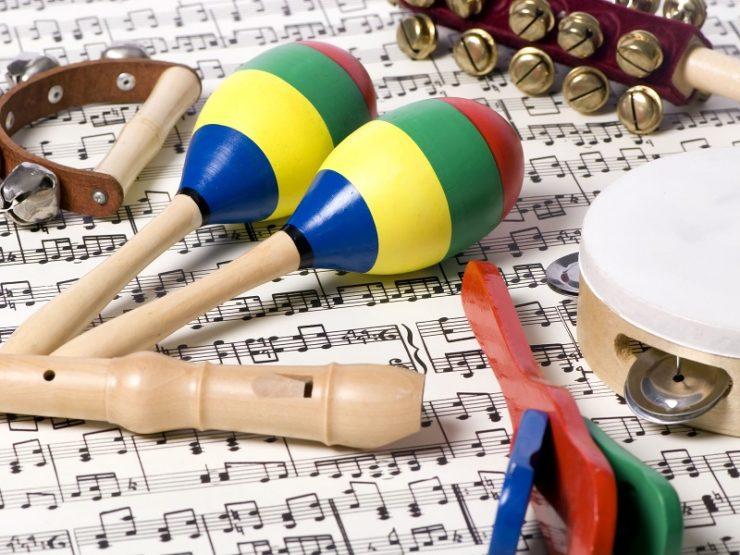 instruments à rythme