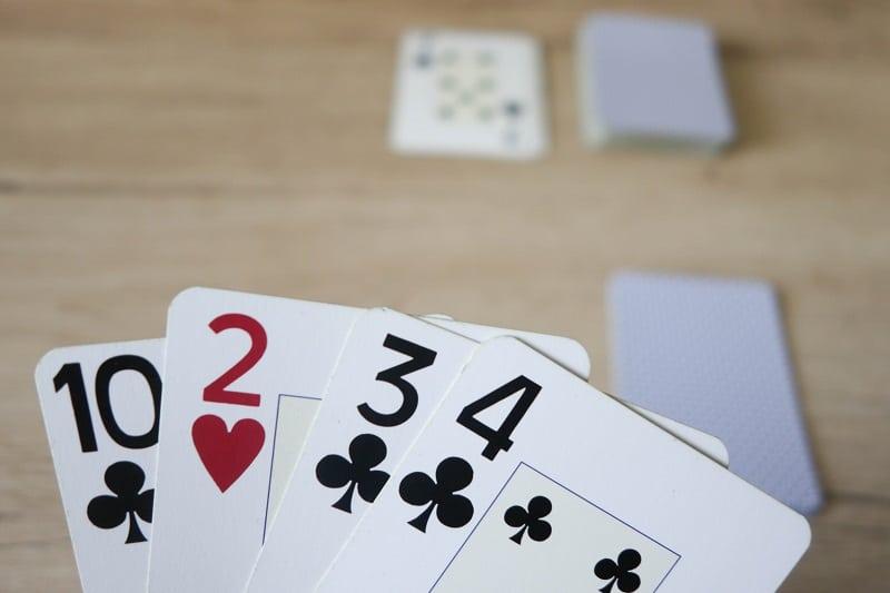 jeux de cartes math