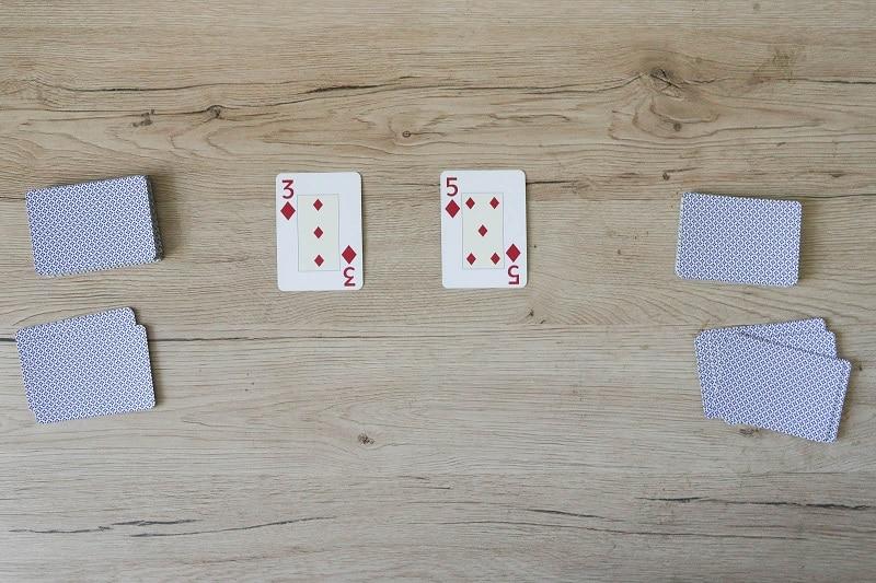 jeux de cartes pour compter